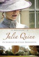 Capa do livro: Os Segredos de Colin Bridgerton