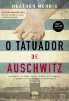 Capa do livro: O Tatuador de Auschwitz