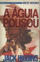 Capa do livro: A Águia Pousou