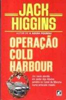 Capa do livro: Operação Cold Harbour