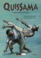 Capa do livro: Quissama - Território Inimigo