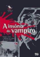 Capa do livro: A Insônia do Vampiro