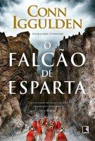 Capa do livro: O Falcão de Esparta