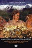 Capa do livro: Campanha no Afeganistão