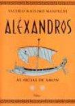Capa do livro: As Areias de Amon