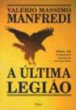 Capa do livro: A Última Legião