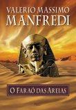 Capa do livro:  O Faraó das Areias