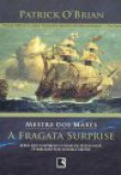 Capa do livro: A Fragata Surprise