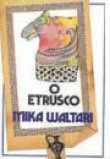 Capa do livro: O Etrusco