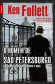 Capa do livro: O Homem de São Petersburgo