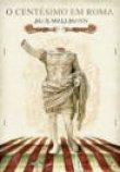 Capa do livro: O Centésimo em Roma