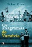 Capa do livro: Os Anagramas de Varsóvia