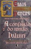 Capa do livro: A confissão do Irmão Haluin