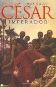 Capa do livro: César Imperador
