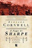 Capa do livro: A Fuga de Sharpe