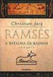Capa do livro: A Batalha de Kadesh
