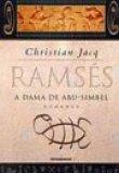 Capa do livro: A Dama de Abu-Simbel