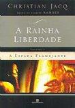 Capa do livro: A espada flamejante