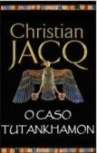Capa do livro: O Caso Tutankhamon