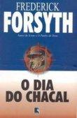 Capa do livro:  O Dia do Chacal