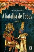 Capa do livro: A Batalha de Tebas