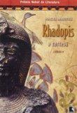 Capa do livro: Rhadopis, a Cortesã