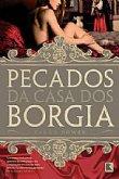 Capa do livro: Pecados da casa dos Bórgia