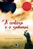Capa do livro: A cortesã e o samurai