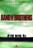 Capa do livro: Band of Brothers - Companhia de Heróis