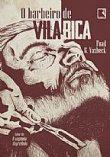 Capa do livro: O barbeiro de Vila Rica