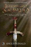Capa do livro: Guerreiro Sagrado