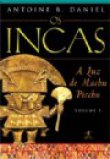 Capa do livro: A Luz de Machu Picchu
