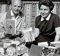 Anne e Serge Golon