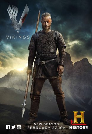 Capa do filme: Vikings