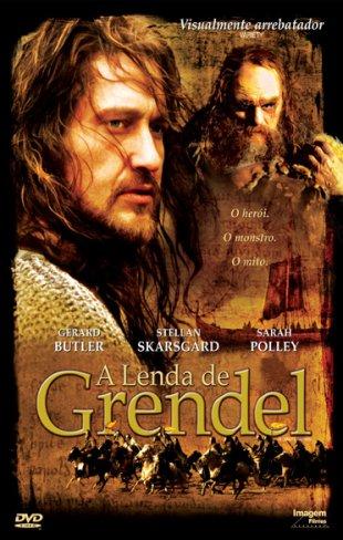 Capa do filme: A Lenda de Grendel