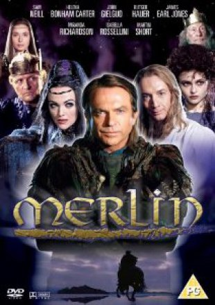 Capa do filme: Merlin