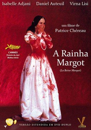 Capa do filme A Rainha Margot (1994)