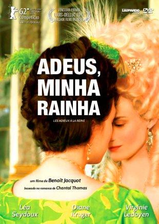 Capa do filme: Adeus, minha Rainha