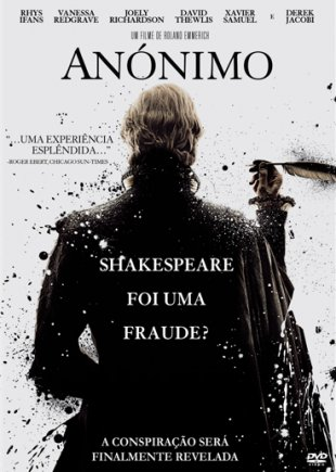 Capa do filme: Anônimo