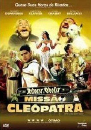 Capa do filme: Asterix e Obelix: Missão Cleópatra