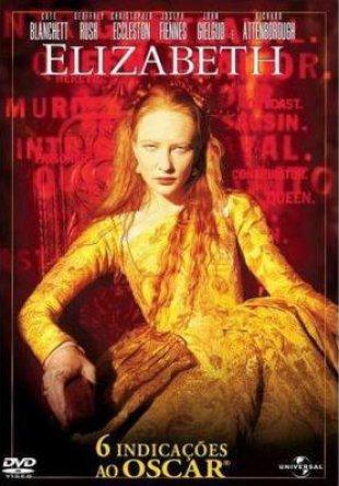 Capa do filme: Elizabeth
