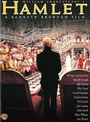 Capa do filme: Hamlet