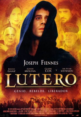 Capa do filme: Lutero