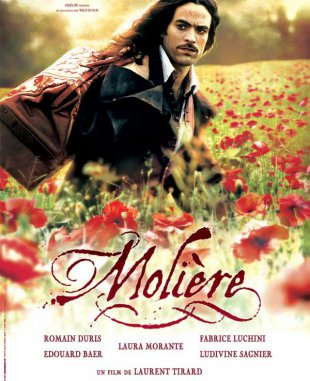 Capa do filme: As Aventuras de Molière