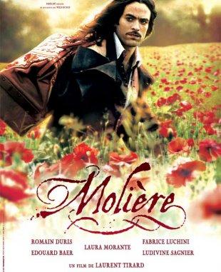 Capa do filme As Aventuras de Molière (2007)