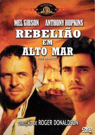 Capa do filme: Rebelião em Alto Mar