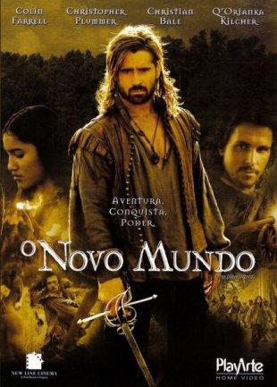 Capa do filme: O Novo Mundo