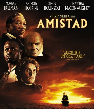 Capa do filme: Amistad