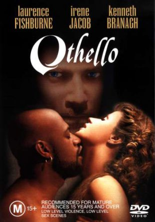 Capa do filme: Othelo
