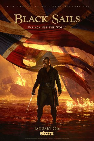 Capa do filme: Black Sails